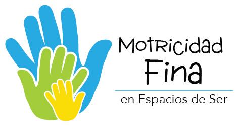 Logo Motricidad Fina 2015 en Espacios de Ser