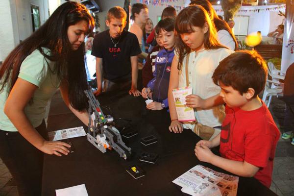 cei - expo de robotica