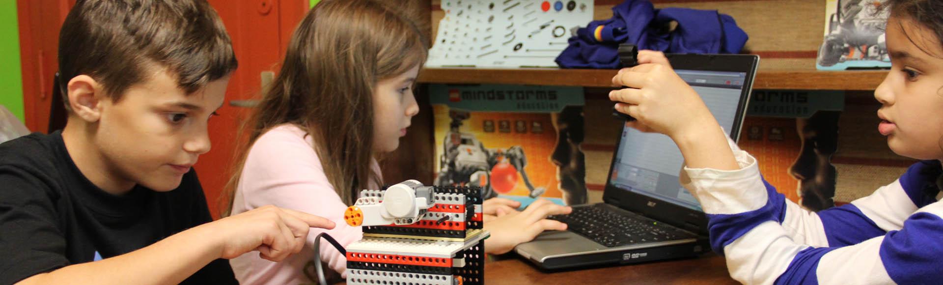 Cursos de Robótica para niños y jóvenes