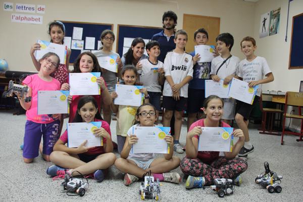 robotica espacios de ser en colegio frances 6