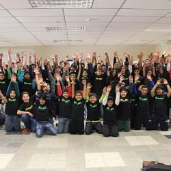 Participantes PYBOT 2016