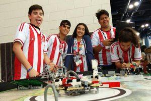 http://www.robotica.com.py/wp-content/uploads/2017/05/FIRST-LEGO-League-Paraguay-Espacios-de-Ser-3-300x200.jpg
