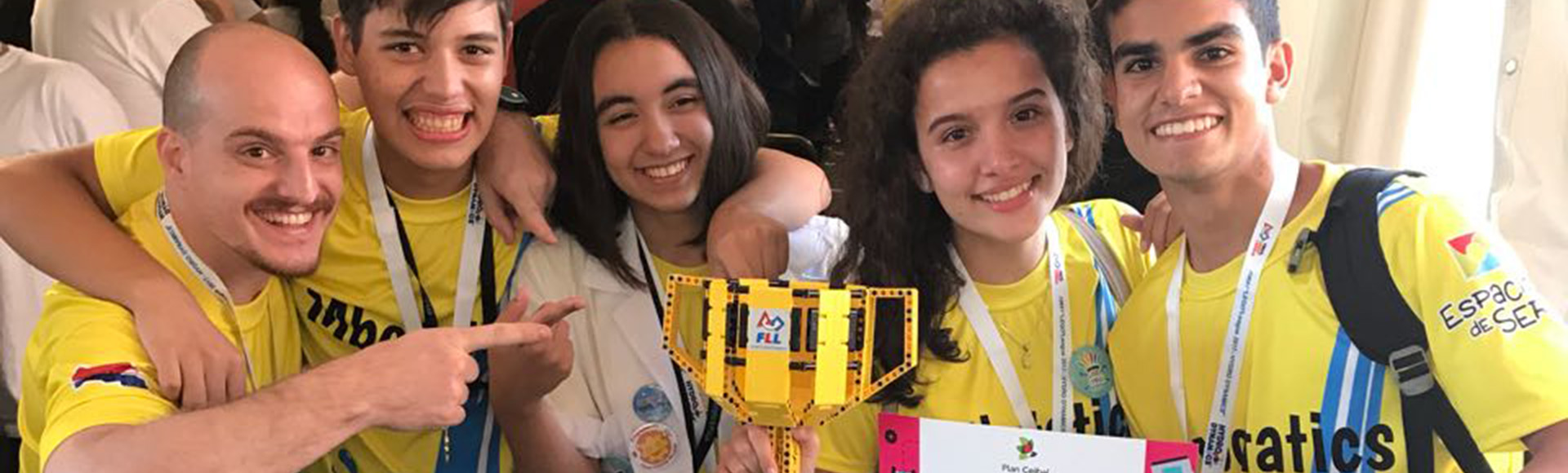 Emocionante final del Torneo Clasificatorio de la FIRST LEGO League Paraguay